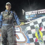 Tight night racing at Friendship Motor Speedway