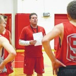 East Wilkes basketball playing the waiting game