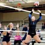 Volleyball: Starmount graduate Erin Barr named to all-state team