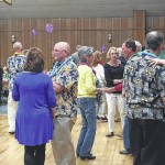 Relay warms it up with beach party