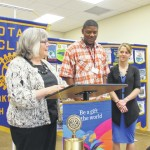 Rotary supports Habitat for Humanity