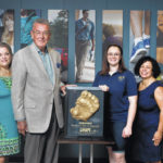 North Carolina Zoo awards Unifi, Inc. with 2017 Paw of Approval for earth-friendly commitment
