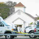Rural church shooting puts locals on edge