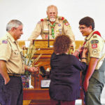 Becoming an Eagle Scout