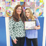 'Don't be a Litterbug' art contest winner announced from Forbush Middle School