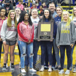 Lady Falcons awarded WPAC trophies