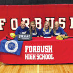 Foster signs with Brevard College