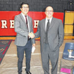 Yadkin Early College High School principal in the running for state Principal of the Year