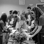 Church honors Impact Yadkin youth volunteers