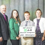4-H delegation attends annual Electric Congress