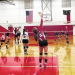 Volleyball thriller at East Wilkes