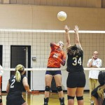 Volleyball 1A tournament: Starmount and East Wilkes ready to hit the road Tuesday night after opening round wins