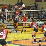 Volleyball: Starmount clinches second in MVAC with win over East Wilkes, both teams playoff bound