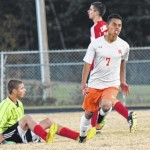 Soccer: Elkin and Starmount clinch home playoff matches