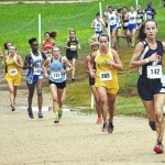 Cross Country: Forbush finishes season on wet note