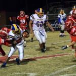 Football Playoffs: East Wilkes Cardinals total Mustangs 48-14, out to earn respect