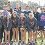 Forbush cross country headed to states