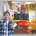 Starmount High School's scary story contest held