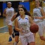 Girls Basketball: Elkin dominant on defense for big win Monday night