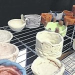 Arts council grant funds pottery venture by