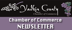 Yadkin County Chamber Newsletter Dec. 2015 – Feb. 2016