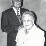 Couple celebrates 70th anniversary