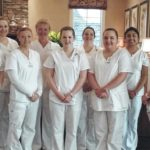 Surry Nurse Aide students celebrate completion of classes