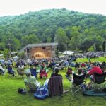 Music center showcases music of the mountains