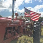 Glory Days Tractor Show a success