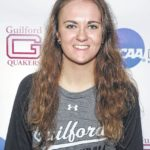 Allred completes first volleyball season at Guilford