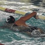 Swim meet held at Yadkin YMCA