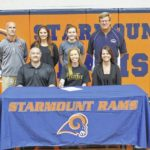 Faith Brewer signs with Pfeiffer
