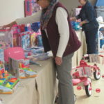 Baptists' holiday toy store to start