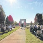 Veterans Day celebrated at county park