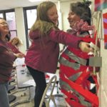 Holiday hijinks at Boonville Elementary