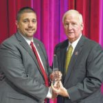 Yadkin County Farm Bureau wins County of Excellence Award