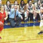 Lady Falcons fall to East Rutherford, 71-64 in the first round of the NCHSAA 2A Playoffs