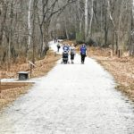 Variety of ways to travel the North Carolina Mountains-to-Sea Trail come together in Elkin