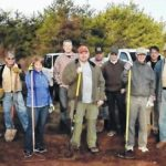 Gathering of the Friends of the Mountains-To-Sea Trail encourages visitors to Elkin as well as Yadkin Valley locals to hit the trails