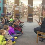 Yadkinville Rotary Club gives grant to Yadkin County Library as part of Read Across America celebration