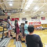 Students inducted into Beta Club at ceremony