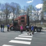 Forbush and Starmount middle school students participate in Career Fair