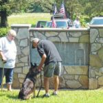 North Carolina War Dogs honored in yearly ceremony