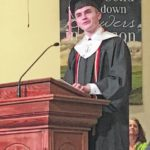 Yadkin Early College Class of 2017 graduates
