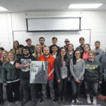 SCC English class connects American literature to family history