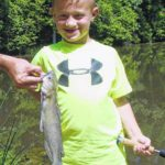 Yadkin County Youth Day permits kids to fish without permit