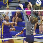 Lady Rams fall to North Surry
