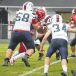 East Wilkes outmuscles Forbush, 42-0
