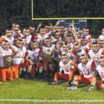 Unifi Bowl trophy headed back to Boonville