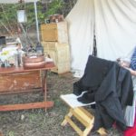 Southeastern Primitive Rendezvous to educate visitors about ways of the past